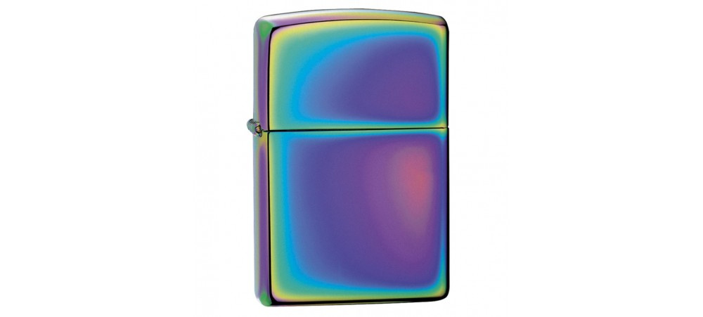 Zippo 151 Spectrum Multi Coloured Windproof Lighter with Logo - With or Without Logo