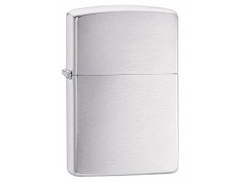 Zippo 162 Armor Windproof Lighter - Brushed Chrome