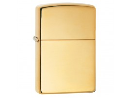 Zippo 169 Armor Windproof Lighter - High Polish Brass