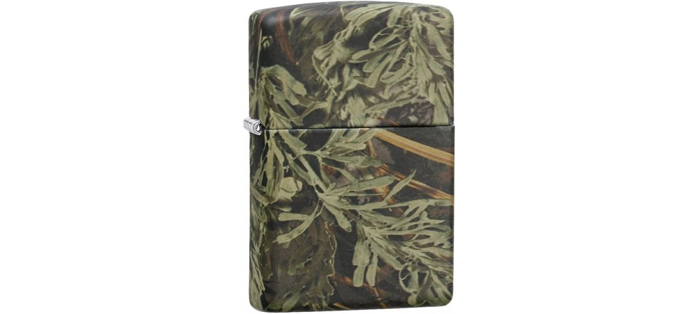 Zippo 24072 Camouflauge Advantage Max1 Classic Windproof Lighter - Realtee High Definition Finish