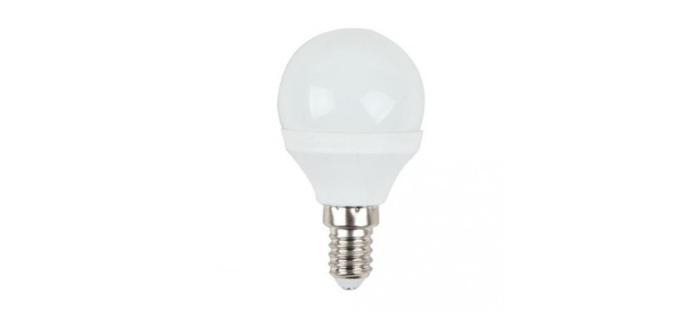 Golf 4W E14 / SES Warm White 2700K - V-Tac - 1 / 5 / 10 Bulbs