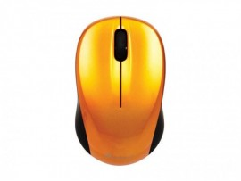 GO NANO Wireless Mouse - Volcanic Orange  - Verbatim - 49045