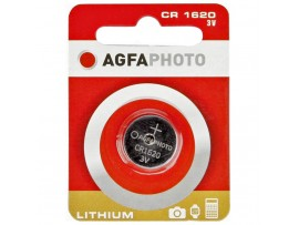 Agfaphoto CR1620 3V Lithium Coin Battery