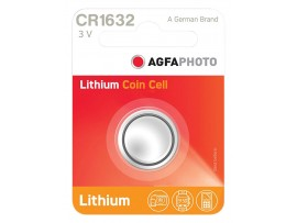 Agfaphoto CR1632 3V Lithium Coin Battery