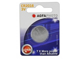 Agfaphoto CR2016 3V Lithium Coin Battery