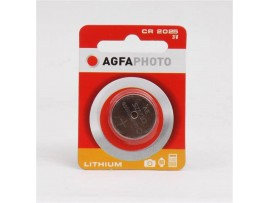 Agfaphoto CR2025 3V Lithium Coin Battery