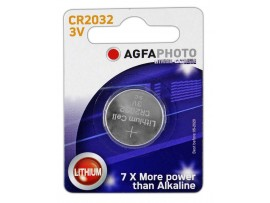 Agfaphoto CR2032 3V Lithium Coin Battery