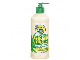 After Sun Lotion Moisturising Aloe Vera & Vitamin E  470ml - Banana Boat