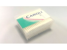 1000 Cotton Buds (5 packs of 200) for Babies and adults - Caroli