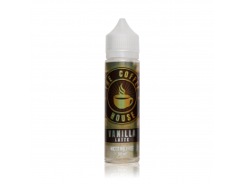 Vanilla Latte 50ml Shortfill E-Liquid by The Coffee House SUB OHM MAX VG