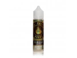 Vanilla Latte 50ml Shortfill E-Liquid by The Coffee House SUB OHM MAX VG