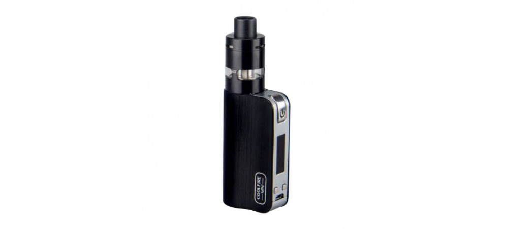 Innokin Coolfire Mini Slipstream Kit -Black / Silver