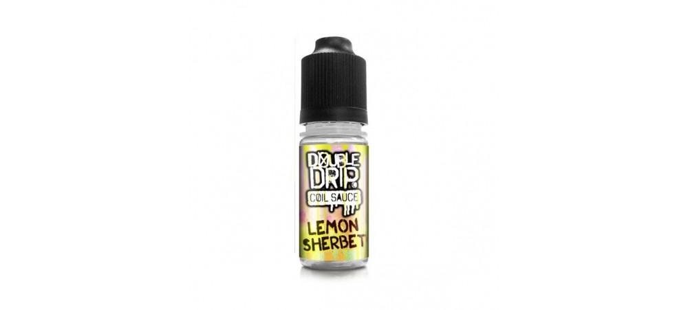 Lemon Sherbet Coil Sauce E-Liquid by Double Drip (10ml) SUB OHM MAX VG