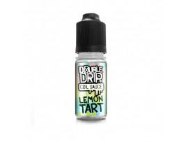 Lemon Tart Coil Sauce E-Liquid by Double Drip (10ml) SUB OHM MAX VG Zero Nicotine 0MG