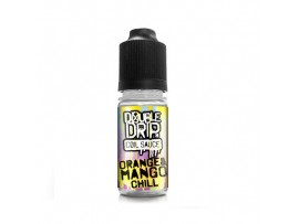 Orange & Mango Chill Coil Sauce E-Liquid by Double Drip (10ml) SUB OHM MAX VG