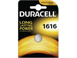 Duracell CR1616 3V Lithium Battery