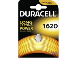 Duracell CR1620 3V Lithium Battery