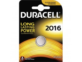 Duracell CR2016 3V Lithium Battery