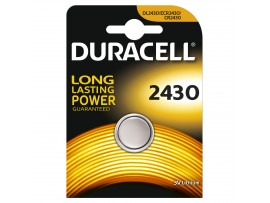 Duracell CR2430 3V Lithium Battery