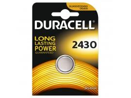 Duracell CR2430 3V Lithium Battery