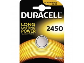 Duracell CR2450 3V Lithium Battery