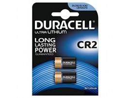 Duracell CR2 3V Photo Lithium Ultra - 2 Pack