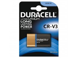 Duracell CRV3 3V Photo Lithium Ultra Battery