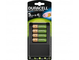 Hi-Speed Expert Charger for AA / AAA batteries - CEF15 - Duracell