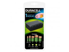 Multi-Battery Charger AA / AAA / C / D / 9V - CEF22 - Duracell