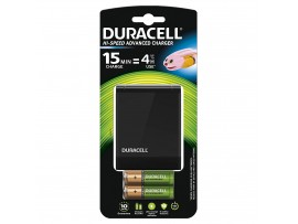 Hi-Speed Advanced AA/AAA Battery Charger - CEF27 - Duracell