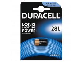 Duracell PX28L / 4LR44 Photo Lithium Battery