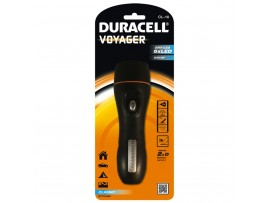 Duracell Voyager CL-10 5 LED Rubber Torch