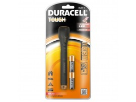 Duracell Tough SLD-1  High Power LED Torch with 2 AA Batteries