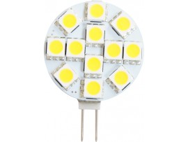 G4 2.5W 160 Lumens Warm White 12 LED