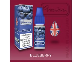 Blueberry Flavour E-Liquid 10ml - Eco Vape Premium - 50VG/50PG