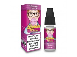 Bubblegum (Strawberry) Flavour E-Liquid 10ml - Eco Vape Premium - 50VG/50PG