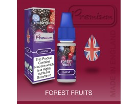 Forest Fruits Flavour E-Liquid 10ml - Eco Vape Premium - 50VG/50PG