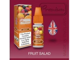 Fruit Salad Flavour E-Liquid 10ml - Eco Vape Premium - 50VG/50PG