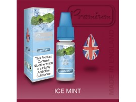Ice Mint Flavour E-Liquid 10ml - Eco Vape Premium