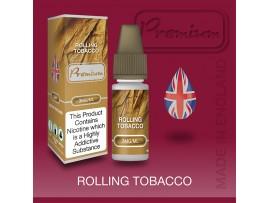 Rolling Tobacco Flavour E-Liquid 10ml - Eco Vape Premium