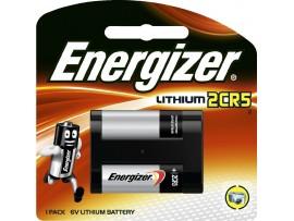Energizer 2CR5 6V Photo Lithium Battery