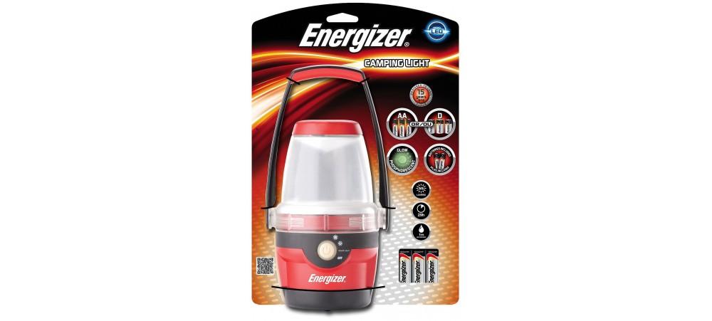 Energizer Camping Lantern AA Torch