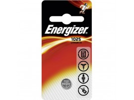 Energizer CR1025 3V Lithium Coin Battery
