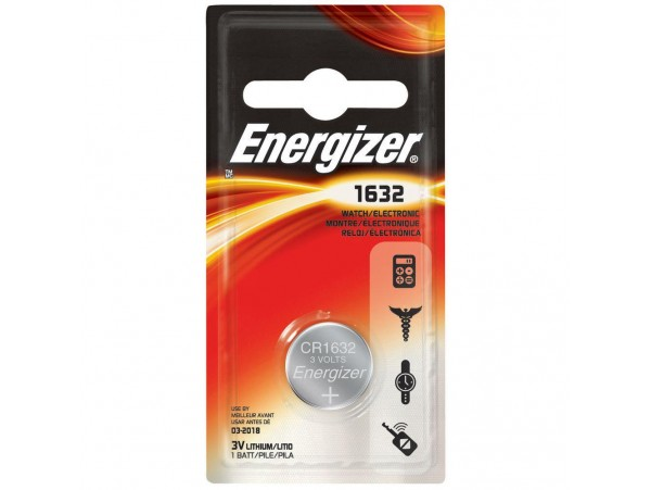 energizer cr1632 3v lithium battery. Black Bedroom Furniture Sets. Home Design Ideas