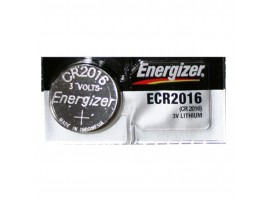 Energizer CR2016 3V Lithium Coin Battery