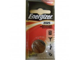 Energizer CR2025 3V Lithium Coin Battery