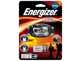 Energizer 3 LED Headlight (Batteries Included)