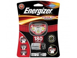 Energizer Vision HD Headlight 180 Lumens