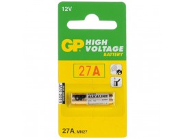 GP 27A 12V Alkaline Battery