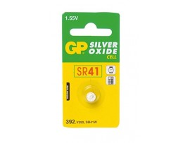 GP 392 (SR41) Silver Oxide Button Cell Battery